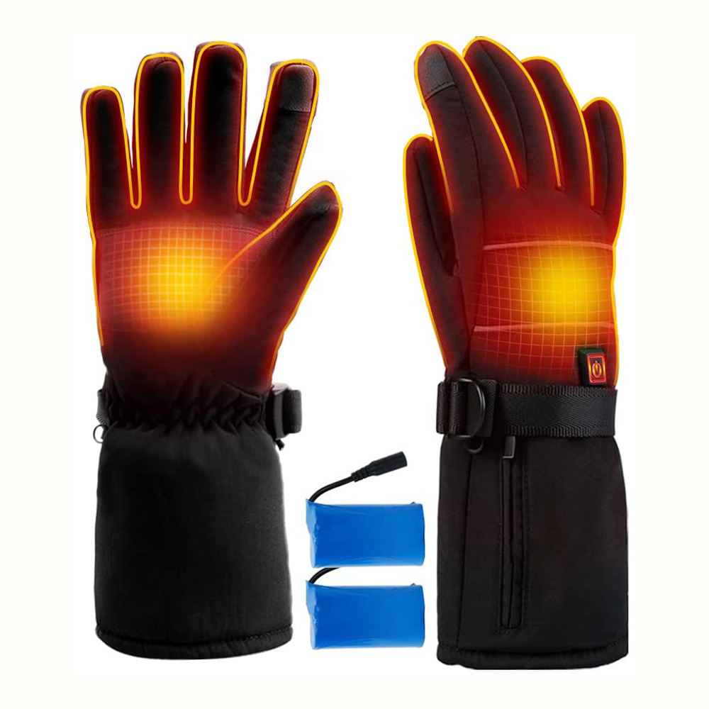 In Stock Low Price Skiing Winter Windproof Gloves Sport Gloves
