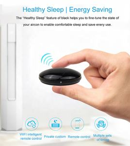 Smart Tuya app wifi Infrared man air conditioner home universal mobile custom ir celling fan remote controller tv box
