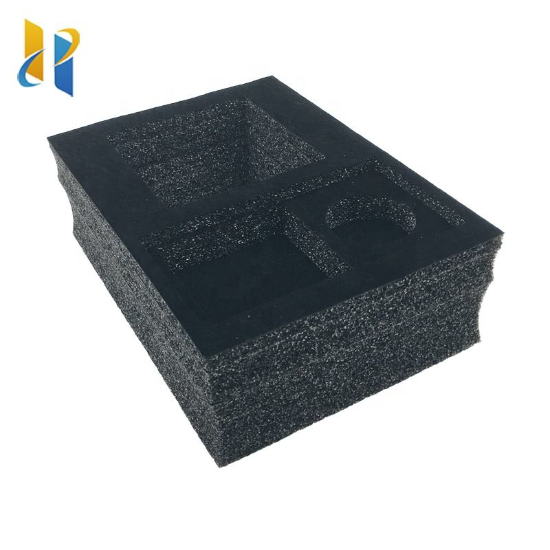 Customized different Shape shockproof Protective Package EVA/EPE/XPE/PU foam box inserts