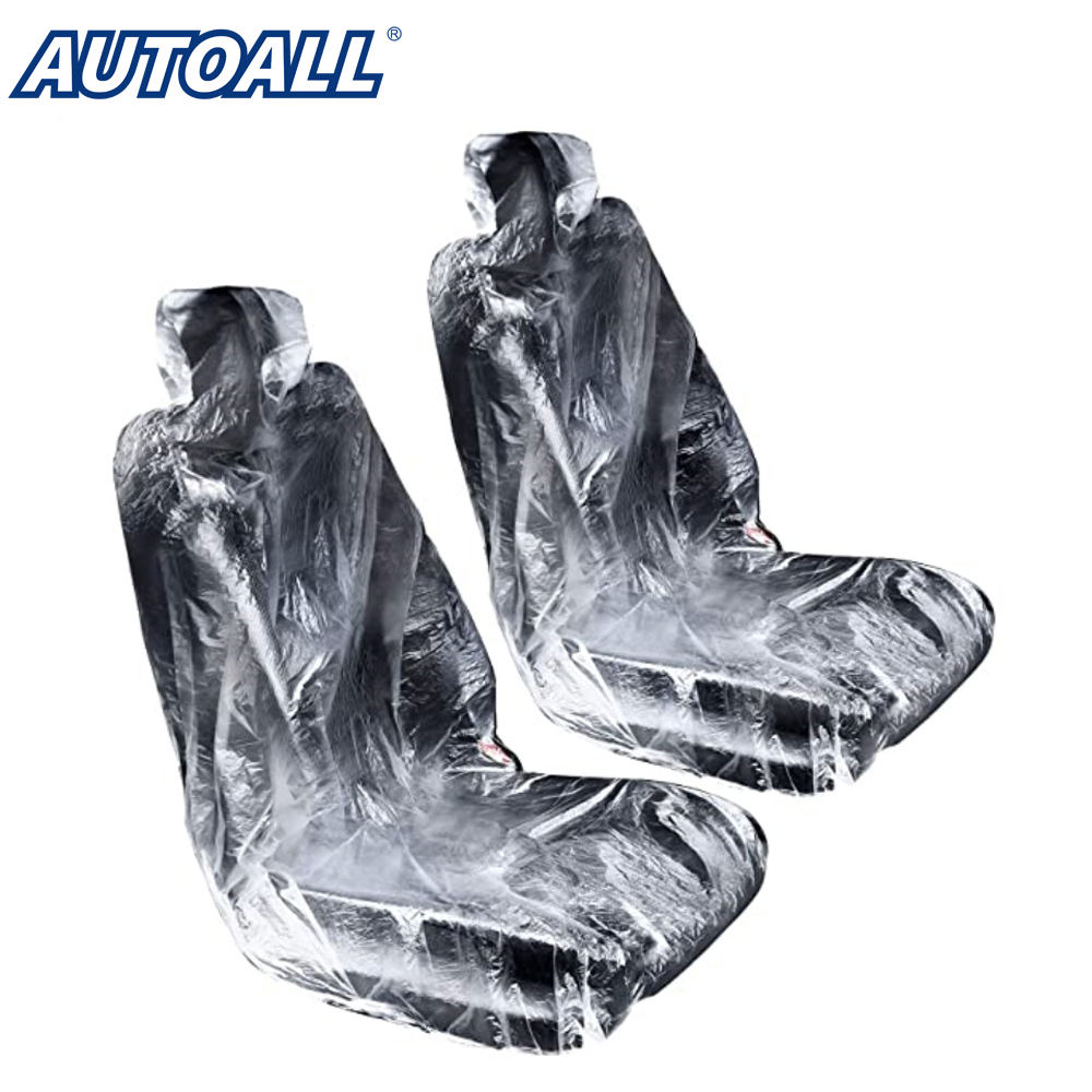 Special Paper Disposable Usage Car Disposable Seat Covers Vehicle Protector Mechanic Valet Pet Seat Covers
