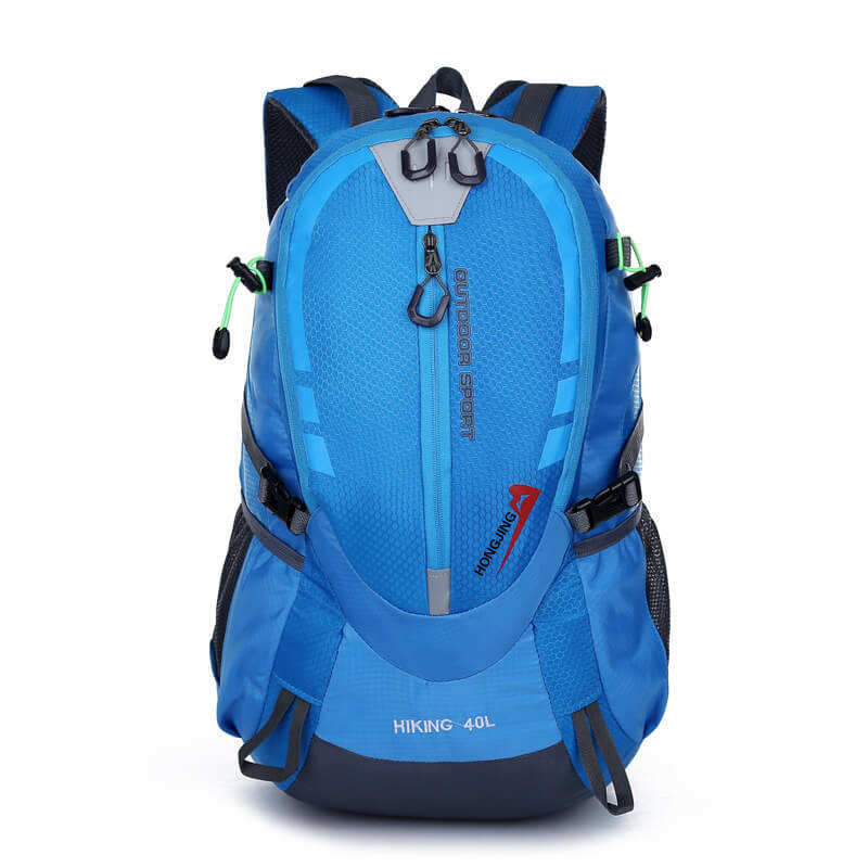 V417 Waterproof outdoor camping adventure backpack travelling backpack for hiking