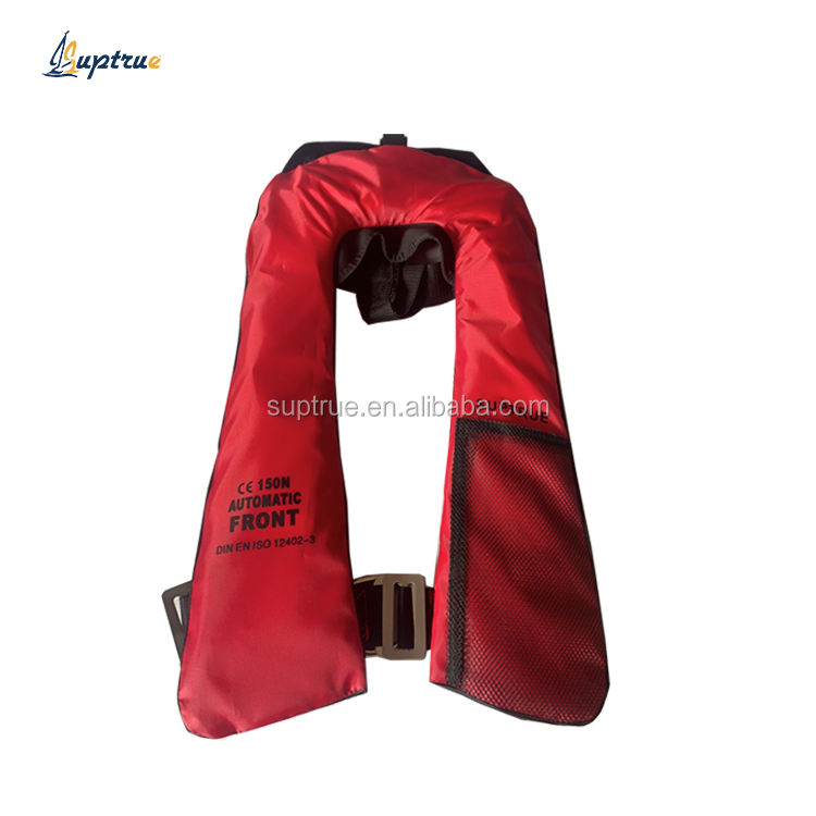 150N Marine Solas CO2 Inflatable Life Jacket