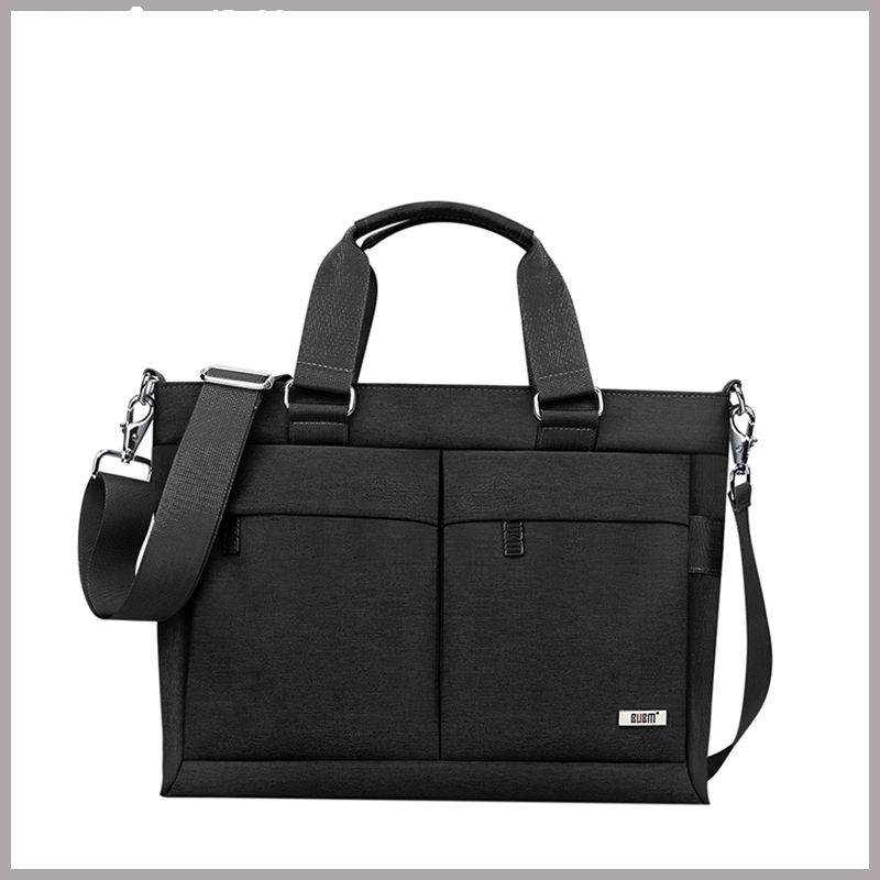 Bubm Merk Custom Business 13 Inch Laptop Tas Met Schouder
