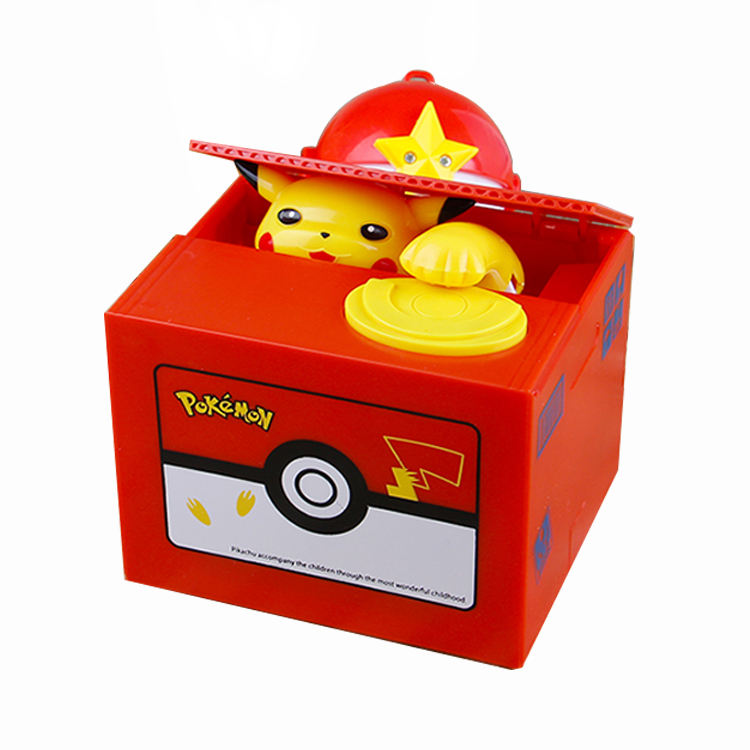 2019 New Arrival Saving Coin Box for Kids Collection Creative & Unbreakable Cute Money Saving Bank