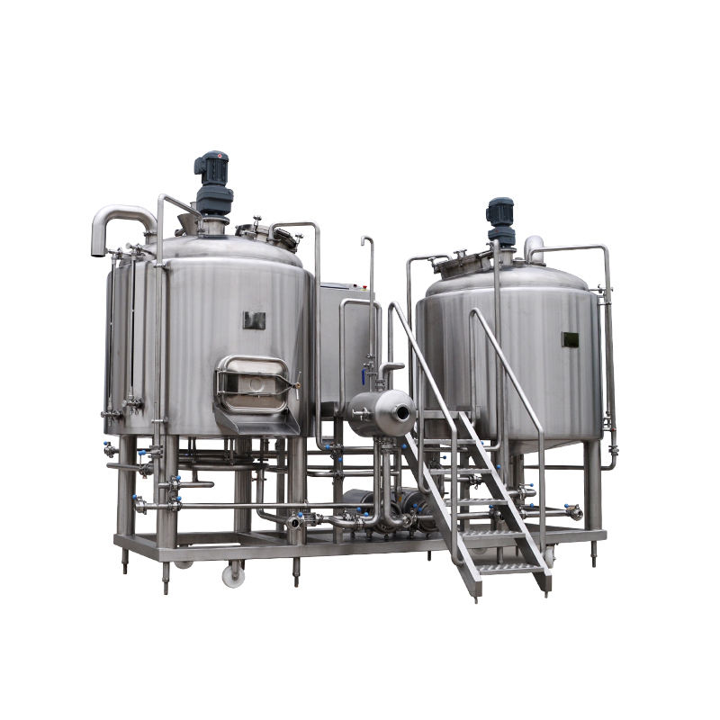 Industrial brewing machine, large capacity brewing equipment, beer manufacturing equipment