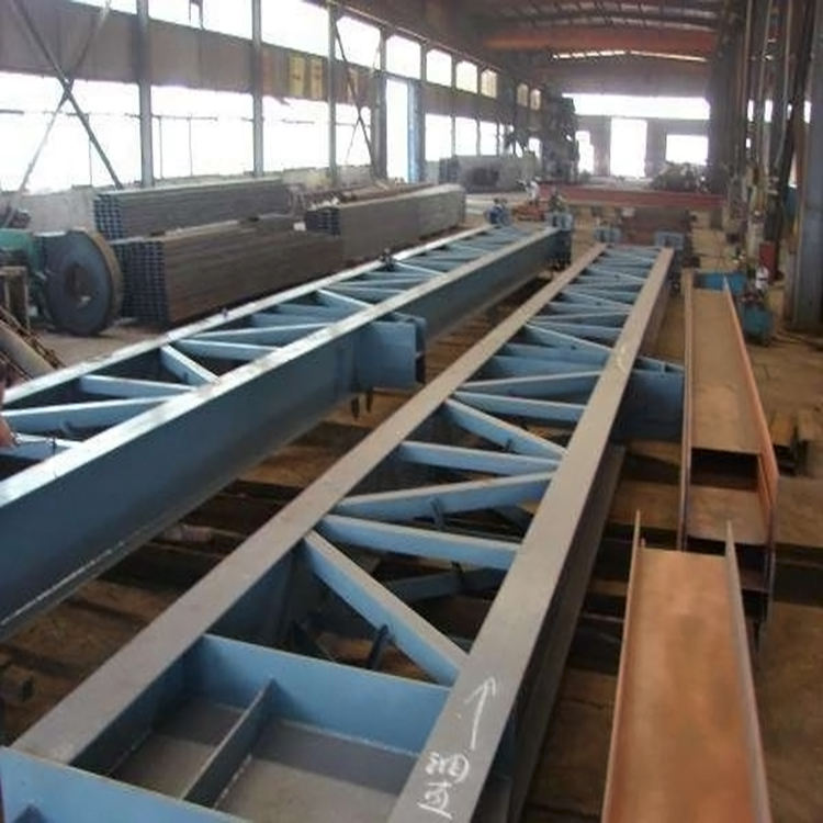 Metal building price steel structure pipe light weight steel trusses