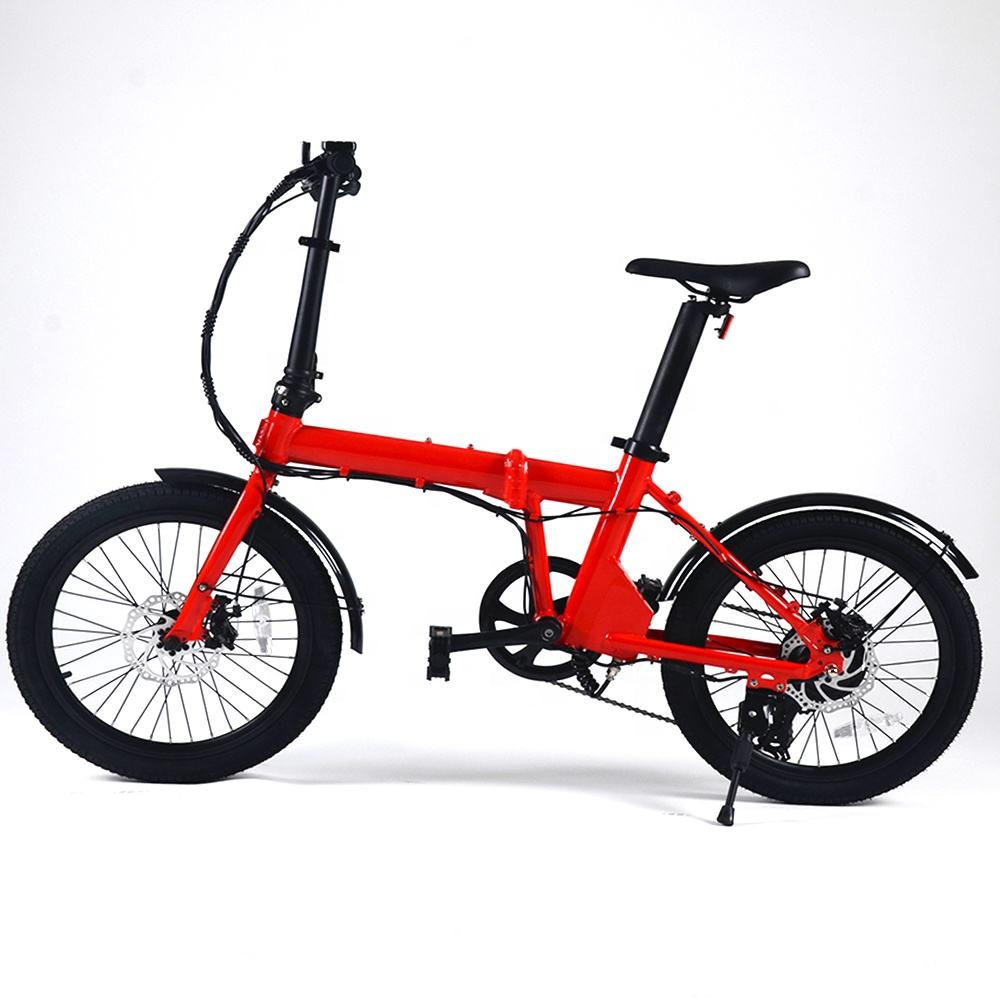 Fashion 250w motor city battery electric cycle e bike from China