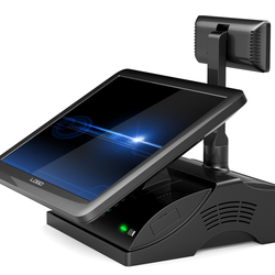 cheap plastic model -HOWE pos system with software in guangzhou