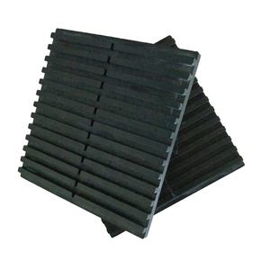 hot sales soft high elasticity anti-vibration pads/rubber bumper China supplier