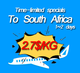 freight forwarding air cargo agents china to South Africa