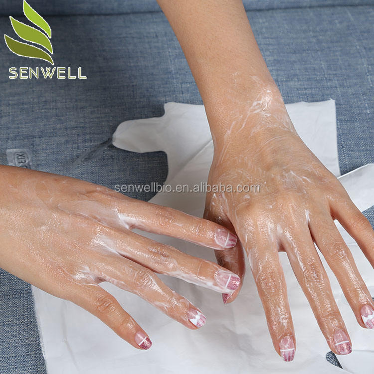 Foot And Exfoliating Collagen Glove Hand Mask
