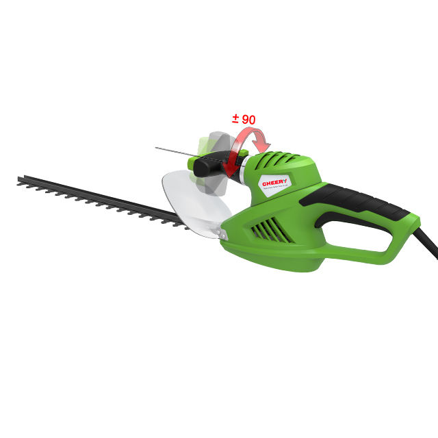 CYHT17, 450W/500W/550W/600W, Electric Rotary Hedge trimmer, Garden tools