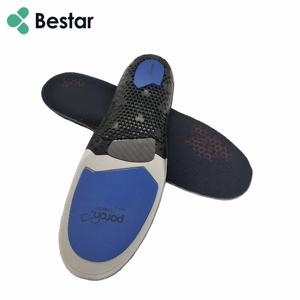 foot protector honeycomb Arch Support EVA insole Carbon Fiber latex insoles