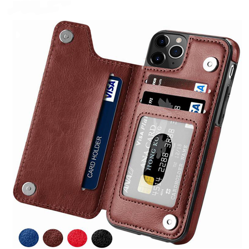 pu shell for iphone 11 pro wallet case,for iphone 11 pro pu back rich boss case