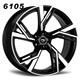 Rep:6105, newest stock alloy wheels for RS6 2020 20/21/22 inch 5-112 alloy rims