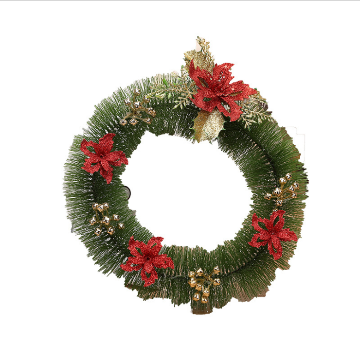 Modelling of the wreath Christmas decorations Handmade Christmas gifts