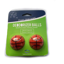 Sneaker Deodorizer Ball Odor Absorbing Shoe Bags Balls Odor for Refrigerator