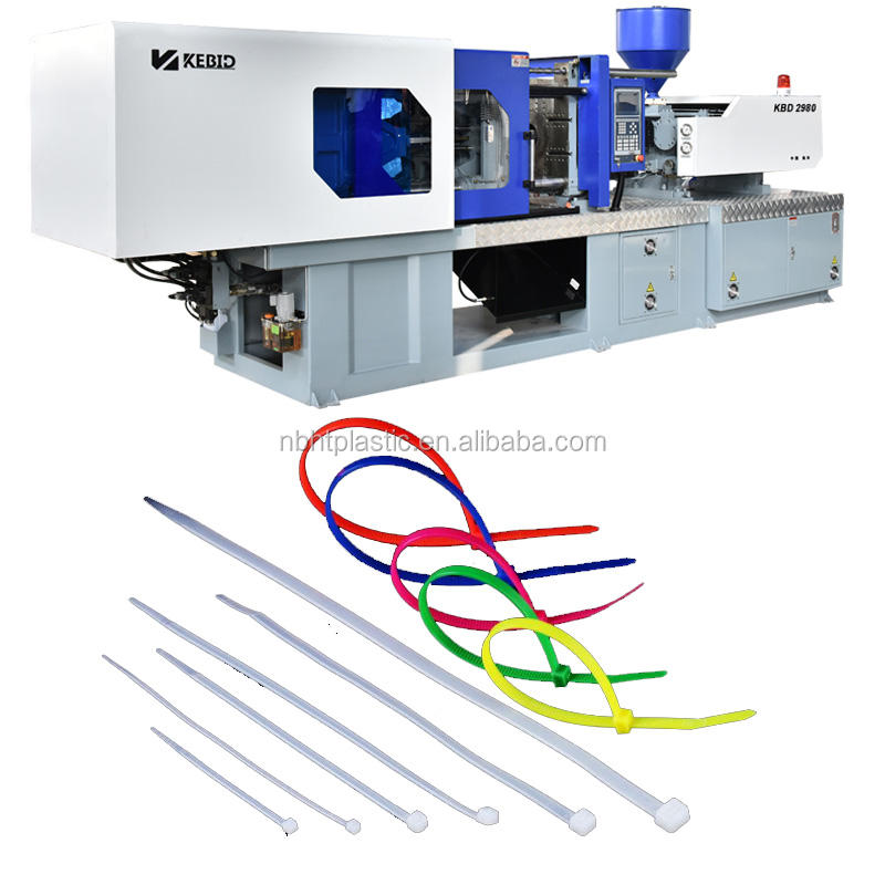 High quality multi-specification cable tie making machine injection molding machine