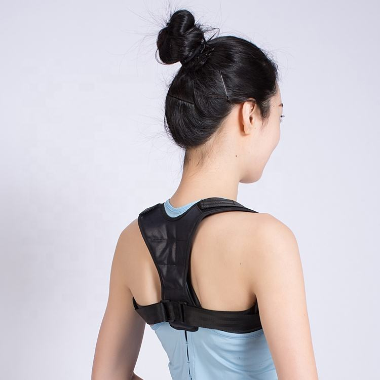 Back Straightener Posture Corrector for Women and Men Shoulder Support Brace with Adjustable Comfortable Straps