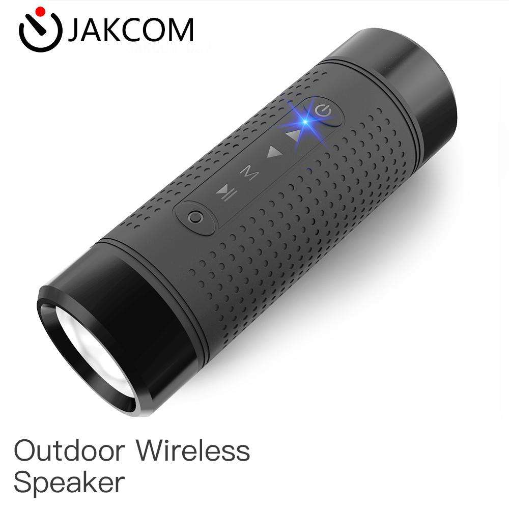 JAKCOM OS2 Outdoor Wireless Speaker New Product of Speakers like roof jack star sculptures new products