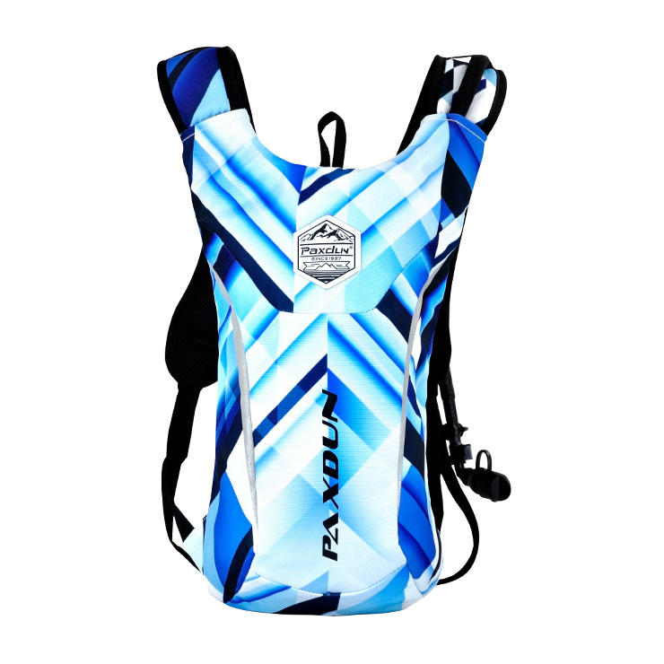 Custom New Style Camel Pack Drinking Backpack Cycling Sport Hydration Vest Backpack With Water Bladder
