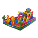 inflatable jumping castle jumping bouncer mini slide inflatable bouncer in stock for kids