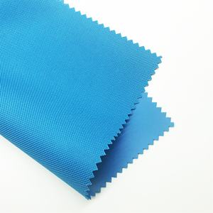 Wholesale Tear Resistant NFPA-701 100% Polyester 600D PVC Oxford Waterproof Fabric for Luggages