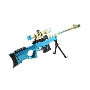DIY Sniper Gun Toys China Wholesale electronic kids gun with light and voices