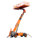 TOP Selling Painting Manual Boom Lift with Suspended Platform