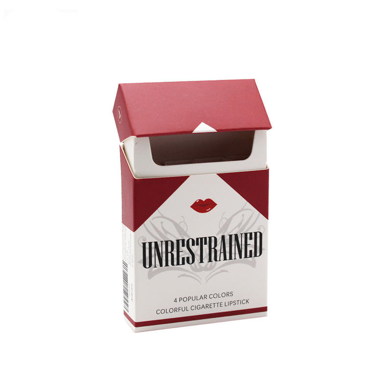 Custom Printed paper package cigaret box