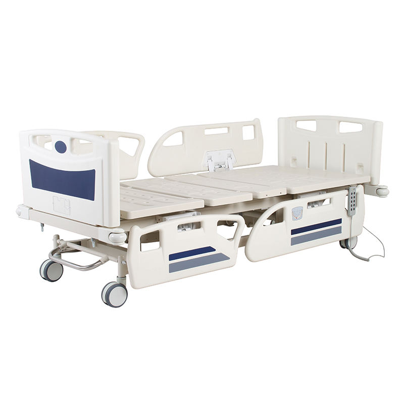 Cheap price plastic abs side rail Multi-function Hospital Icu Medical Electric Bed