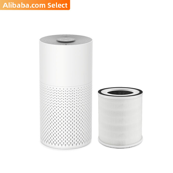 Alibaba select China Smart Home Room Personal Mini Portable Activated Carbon Hepa Filter Fresh Air Purifier Hot sale products