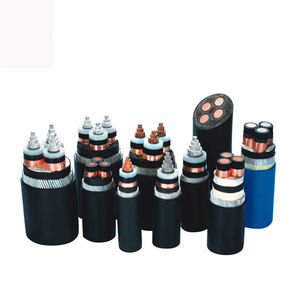 MV 33KV HT armoured cable 3C Copper conductor XLPE insulation amoured power cable copper cable
