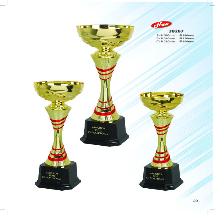 2019 soccer awards trophy gold award trophy