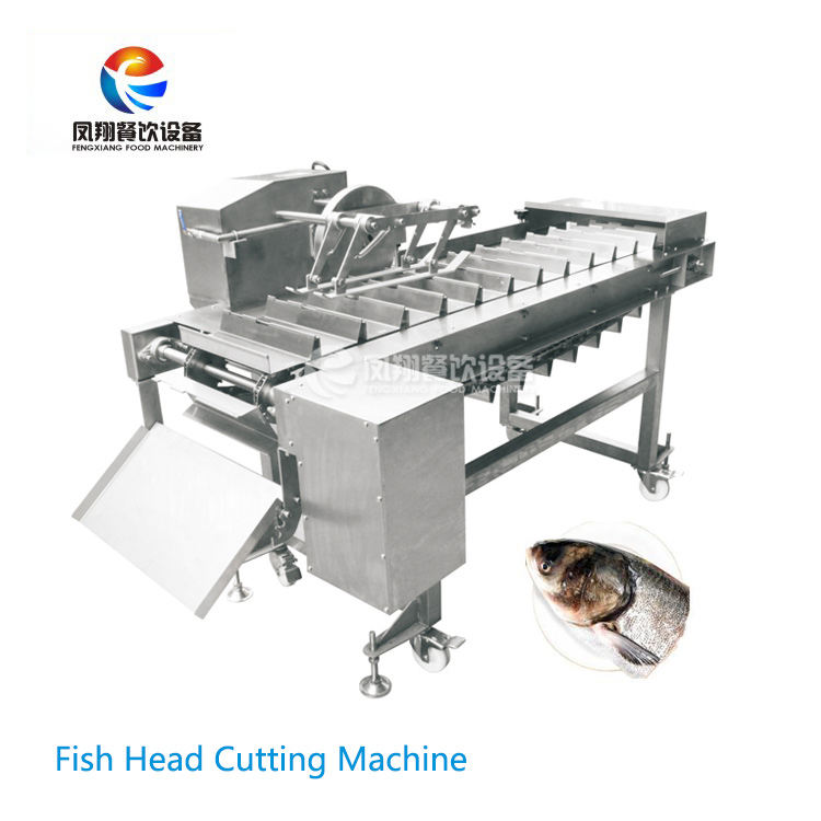 Fish Sacle Removing Heads Cutting Fillet Making and Skin Peeling Equipment Fish Processing Machine