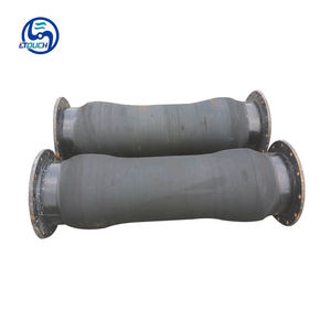 12 inch marine floating dredging rubber hose pipe for dredge