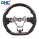 LED Carbon Fiber Leather Steering Wheel for 2015+ WRX/STI ..