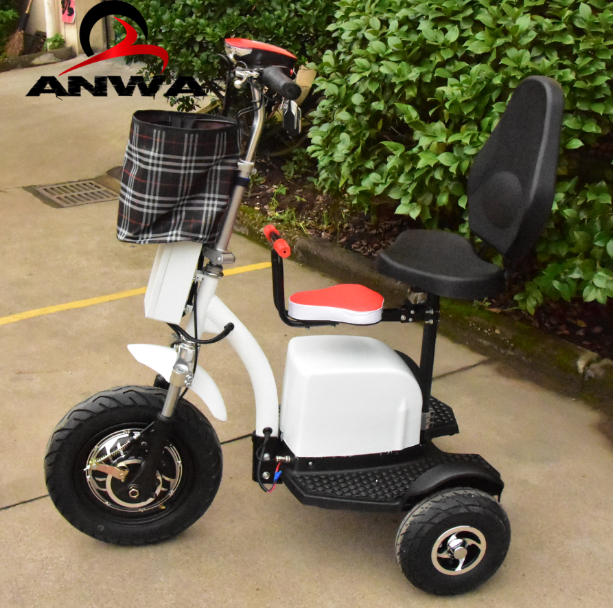Custom Logo Disposable zappy tricycle for the disabled