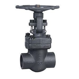 Professional workable ANSI forged steel gate valve manual sluice gate valve for gas water oil