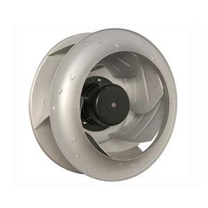 24V48V230V Arrièreavant centrifuge ventilateur de conduit en ligne de ventilateur d'extraction de ventilation simpledouble entrée ventilateur roue