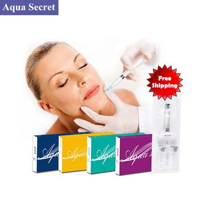 US warehouse delivery Injectable hyaluronate acid gel ha dermal filler 1.0ml/2.0ml