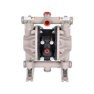 Aro Plastic Double Diaphragm Pumps Low Price/diaphragm Pump For Chemical flammable Liquid