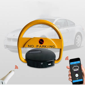 Remote Control Automatic Car Parking Space Lock, Car Parking Lock Barrier