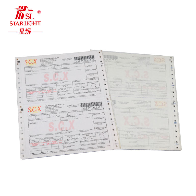 Factory direct price cfb carbonless paper cfb 50gsm carbonless paper cb cfb cf carbonless paper