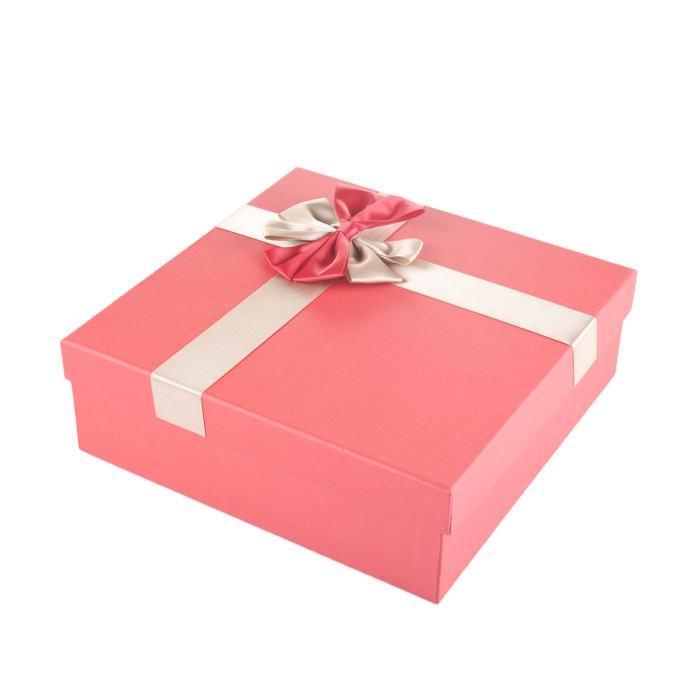 Платье по индивидуальному заказу коробка филигранные граненые Красный Цветок бумага одежда подарочная коробка