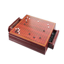 High Quality And Handmade Go Game Table Set For Gift