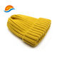 High quality custom acrylic women warm winter cap knitted beanie hats made in China