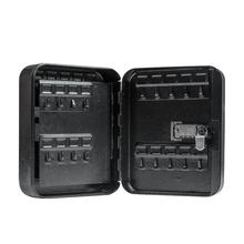 Red Emergency Key Box 6-1//4Wx2Dx6-7//8H Keyed Alike