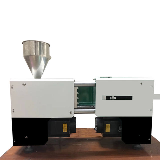 Advanced technology small products mini desktop plastic injection molding machine