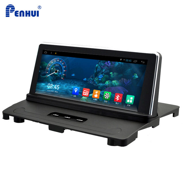 Intel TS9 Octa Core, 4 Gb Ram 64 Gb Rom Android 8.1 Auto Dvd Gps Multimedia Entertainment Navigatiesysteem Voor Volvo XC90